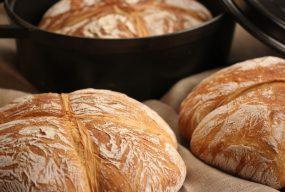 Mediterranean Pan Bread