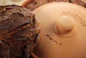Doppelt gebackenes Brot
