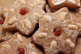 Lebkuchen Dough (Gingerbread)
