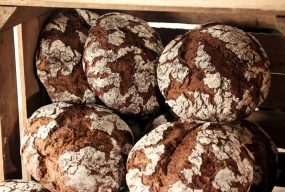 Bohemian Forest Bread