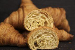 Croissant mit Poolish Vorteig