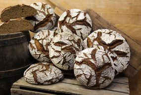 Spelt Rye Bread without Yeast