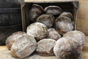Swiss Ruch Bread