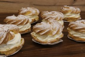 Choux Pastry- Eclair