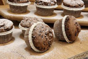 Dinkel-Lebkuchenmuffin