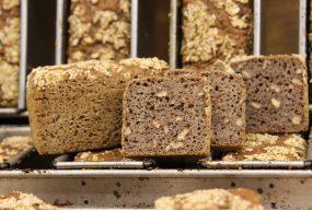 Einkorn Bread with Walnuts