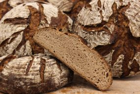 Crusty Einkorn Bread