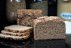 Spent Grain Wholemeal Bread